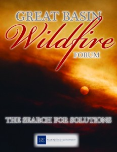 Great Basin Wildfire Forum